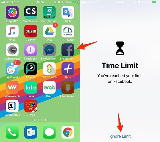 Hướng dẫn giới hạn thời gian con chơi điện thoại Android và IOS IPhone 17