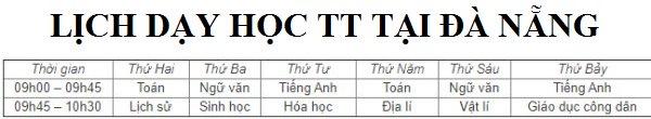 Tổng hợp lịch dạy học qua truyền hình các tỉnh thành mùa dịch Covid-19 18