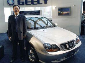 Tỉm hãng xe Geely nổi tiếng thế giới vì nay là chủ sở hữu của Volvo và Proton.
