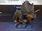 Hướng dẫn cách dùng Dinosaur 4D+ và tải trọn bộ sưu tập khủng long 4D